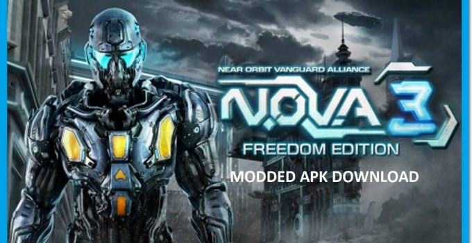 nova3 freedom edition modded